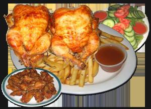 chicken combo, chicken specials