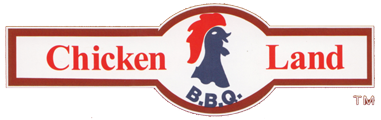 Chicken Land BBQ Logo